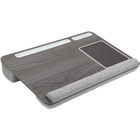 HUANUO Laptopunterlage mit Mausunterlage & Handgelenkauflage für 25,61€ (statt 42€)