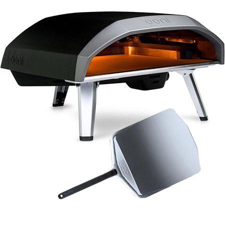 Ooni Koda 16 Pizzaofen + 14″ Pizzaheber für 469€ (statt 519) + Ooni Grillpfanne Sizzler