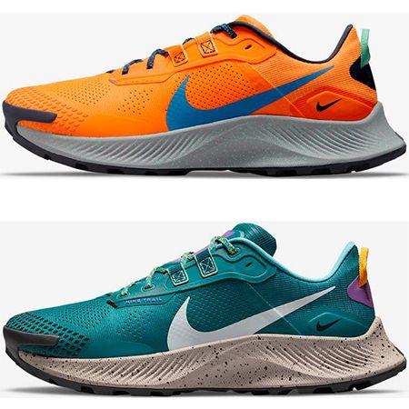 Nike Pegasus Trail 3 – Herren-Running-Schuhe in zwei Farben für 90,97€ (statt 109€)