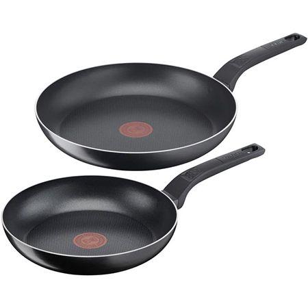 Tefal B55590 Easy Cook & Clean 2-teiliges Pfannenset 20/28 cm für 21,24€ (statt 32€)
