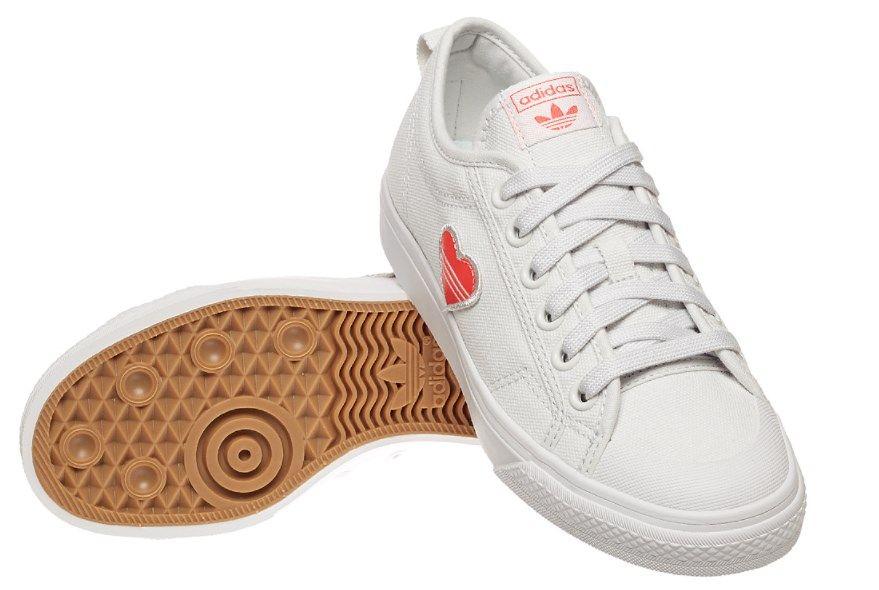 adidas Originals Nizza Trefoil Damen Sneaker für 43,94€ (statt 63€)