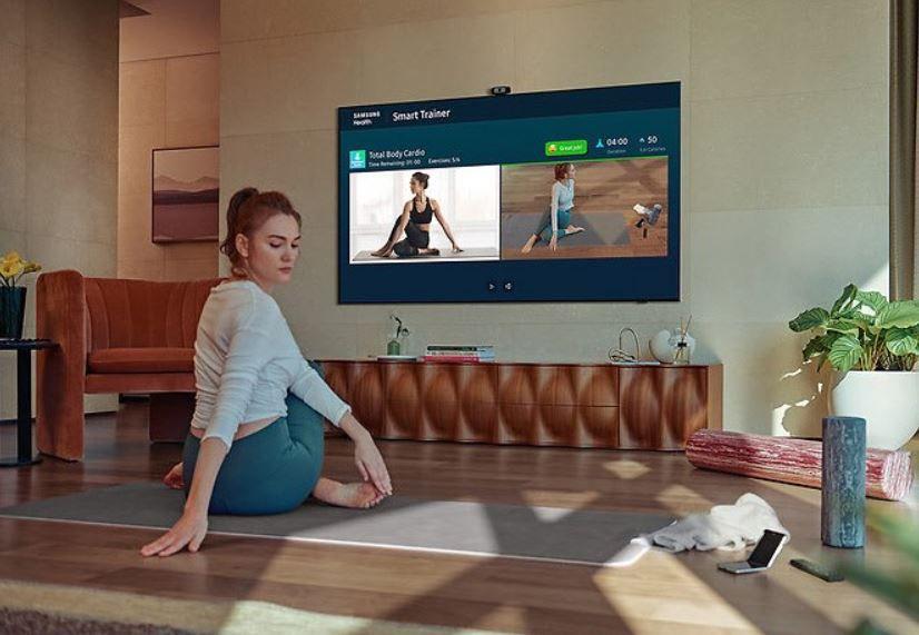 Samsung GQ43Q73AAU   43 Zoll UHD smart TV für 559€ (statt 675€)