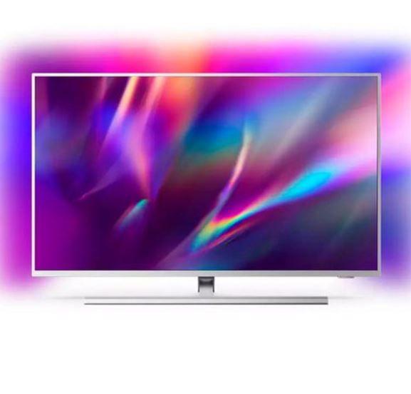 PHILIPS 58PUS8545 – 58 Zoll UHD Android TV mit 3-seitigem Ambilight für 689€ (statt 730€)