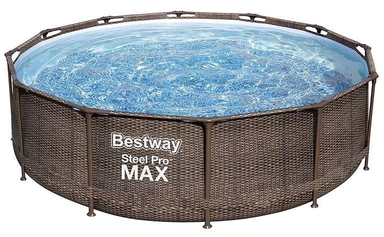 Bestway Steel Pro MAX Frame Pool 366cm für 149€ (statt 240€)