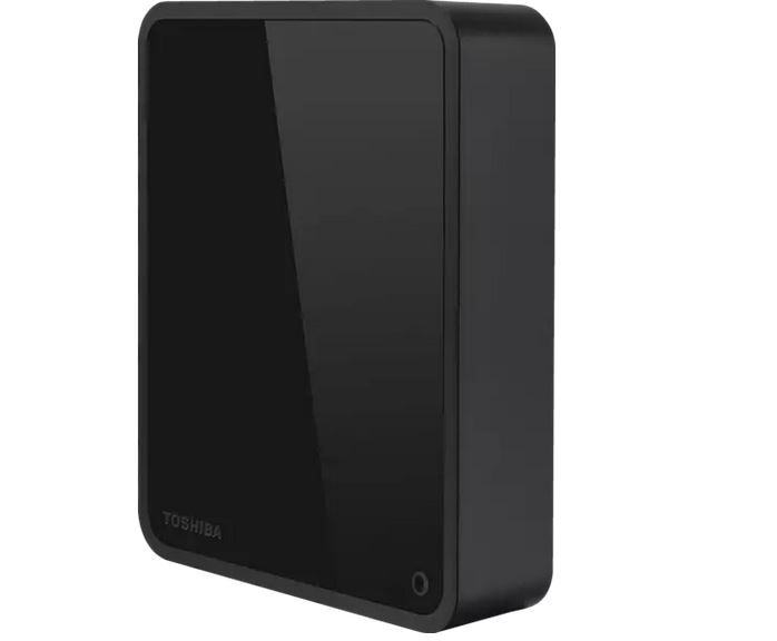 TOSHIBA Canvio Desktop – ext. 3.5″Festplatte mit 6TB für 99€ (statt 140€)