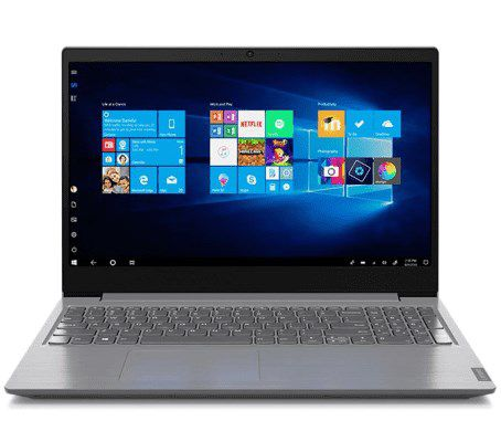 LENOVO V15 – 15,6 Zoll Notebook mit 8 GB RAM & 256 GB SSD für 349,10€ (statt 399€)