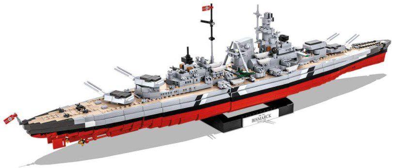 COBI (4819) Battleship Bismarck für 105,74€ (statt 142€)