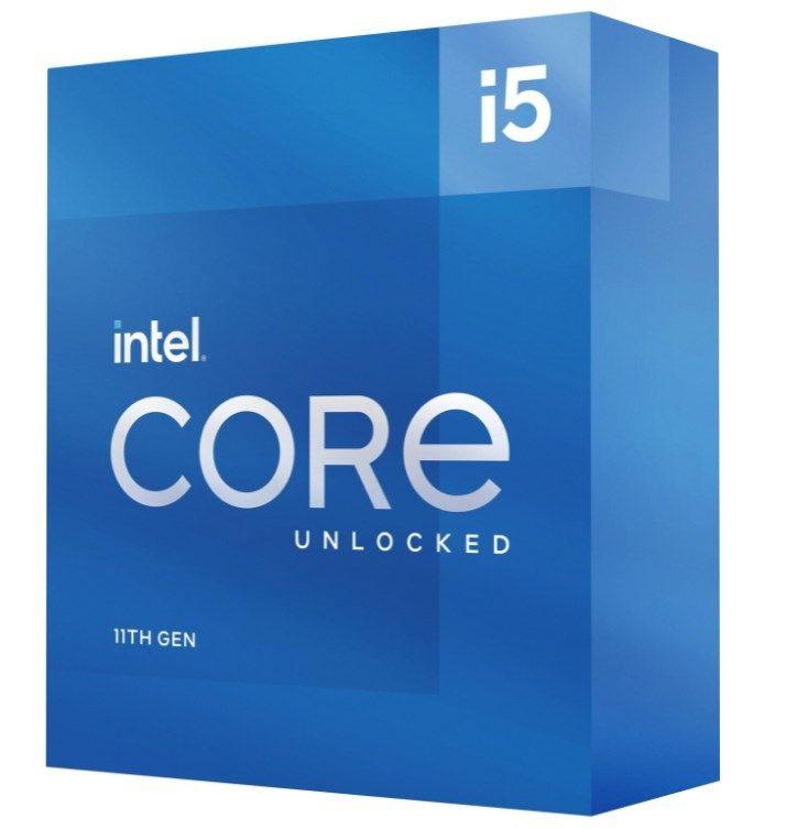 Intel Core i5 11600K mit 6x 3.90GHz für 229€ (statt 262€)