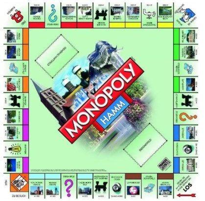 Monopoly Hamm Edition Brettspiel Klassiker für 17€ (statt 23€)