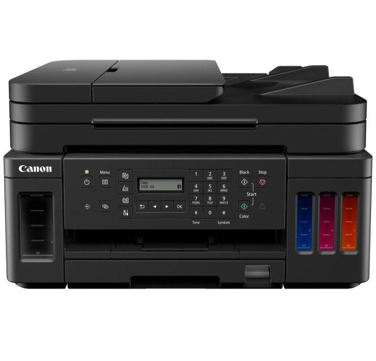 Canon PIXMA G7050 MegaTank-Drucker für 333,17€ (statt 429€)