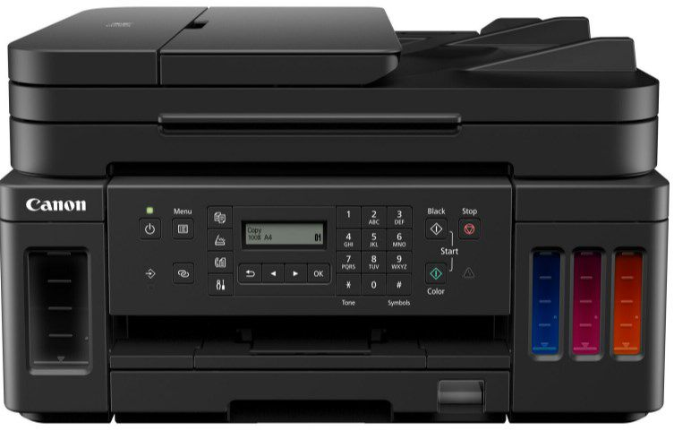 Canon PIXMA G7050 MegaTank Drucker für 333,17€ (statt 429€)