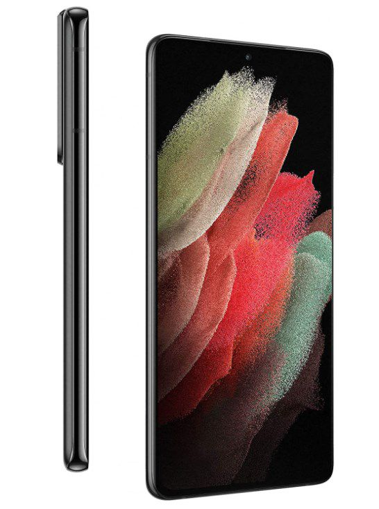 Samsung Galaxy S21 Ultra 5G 128GB Phantom Black für 889€ (statt 966€)
