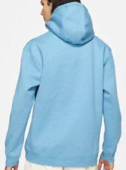 Nike SB Hoodie in Dutch Blue/Pure für 59,47€ (statt 82€)