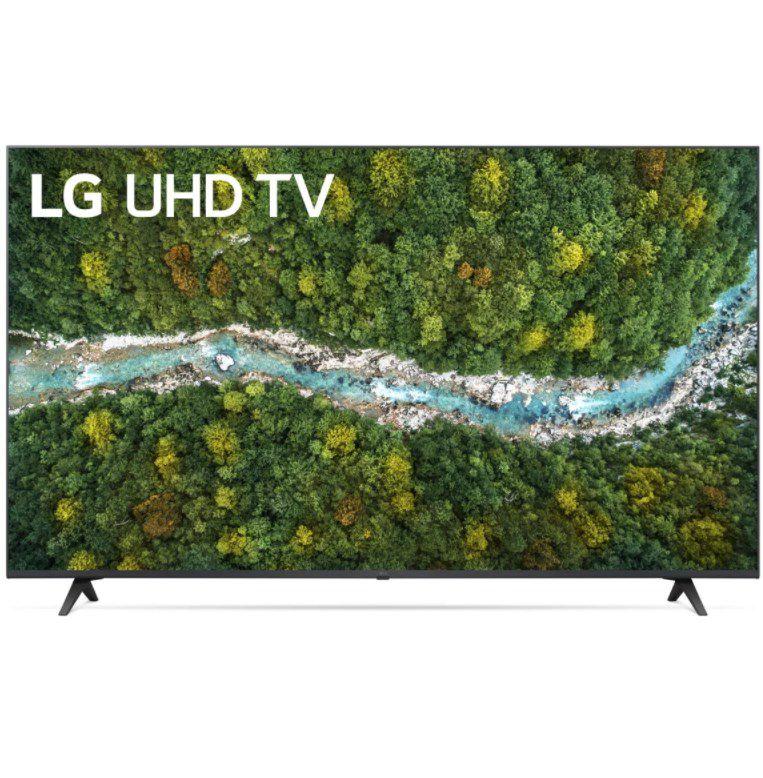 LG 65UP77009LB UHD Smart-TV (DE2021) mit 165 cm (65″) und 4K für 599€ (statt 730€)