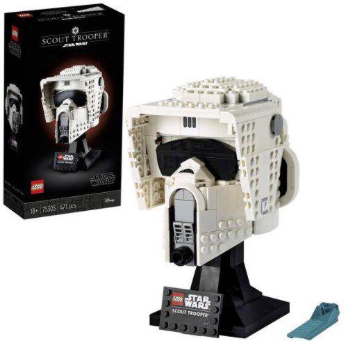 Lego Star Wars Scout Trooper Helmet (75305) für 35,69€ (statt 40€)