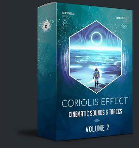 Gratis: lizenzfreies Film Sample Pack Coriolis Effect Volume 2 von Ghosthacksummer