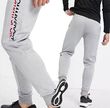 Tommy Hilfiger Jogginghose aus Fleece mit Logo für 38,36€ (statt 62€)