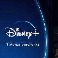 Einen Monat Disney+ kostenlos