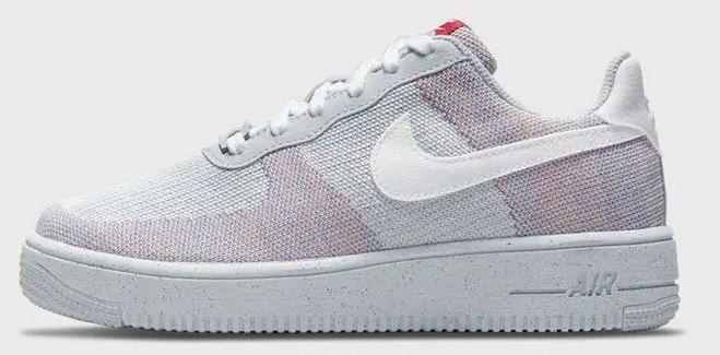Nike Air Force 1 Crater Flyknit GS Kinder Sneaker für 64,98€ (statt 100€)
