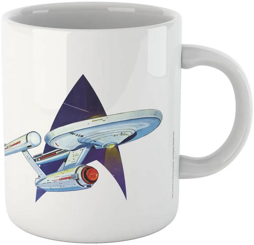 Star Trek T Shirt + Tasse für 19,98€ (statt 27€)