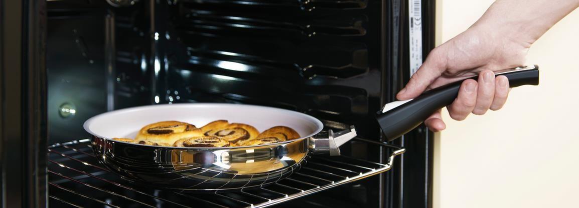 Genius Cerafit Steel Bratpfanne mit 20 cm Durchmesser für 39,95€ (statt 67€)