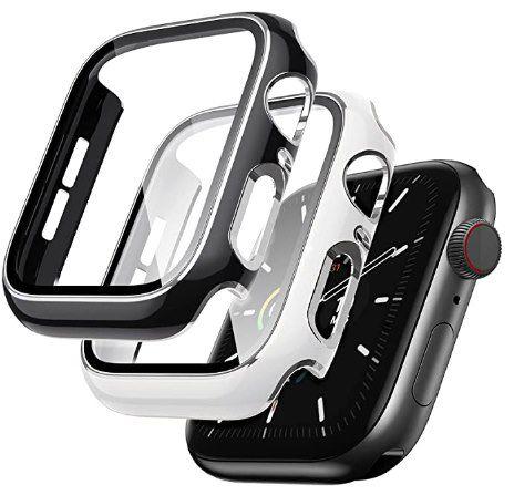 2er Pack: SUNFWR Apple Watch Schutzhülle für 40 oder 44mm ab 4,39€ – Prime