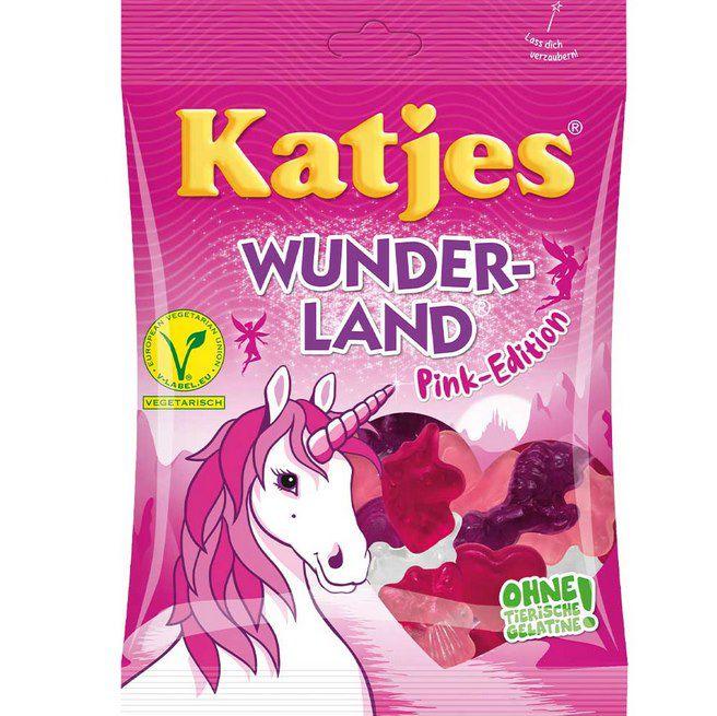 20x Katjes Wunderland Pink-Edition (200g) für 13,17€ (statt 18€) – Prime