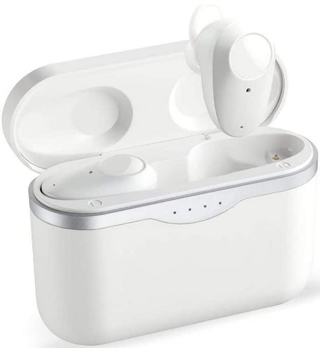 NANNIO A1 kabellose Bluetooth 5.1 Kopfhörer/Earbuds mit aktiver Geräuschunterdrückung für 14,99€ (statt 30€)