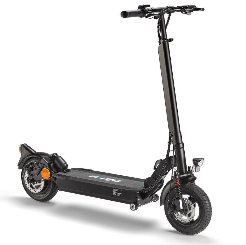 Blu:s Stalker XT950 E-Scooter mit Straßenzulassung bis zu 50 km Reichweite & 20 km/h für 699,99€ (statt 742€)