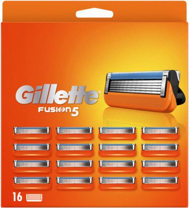 16x Gillette Fusion5 Rasierklingen für 33,90€ (statt 38€)