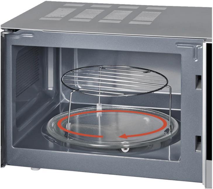Severin MW7874 2 in 1 Mikrowelle mit Grillfunktion für 69,99€ (statt 90€)