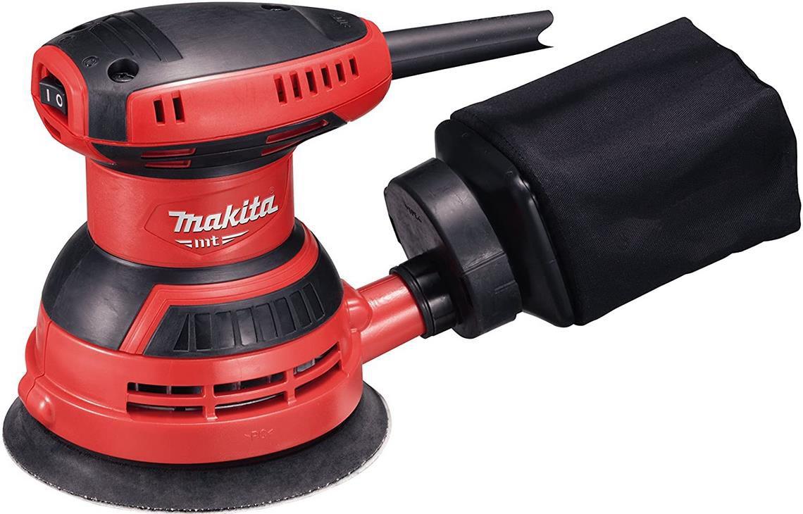 Makita M9204 Exzenterschleifer 125mm für 48,94€ (statt 56€)