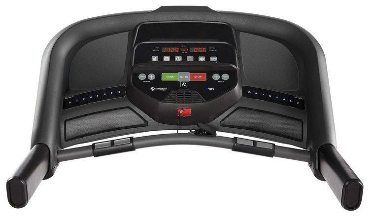 Horizon Fitness Laufband T101 mit 30 Programmen & bis zu 16km/h für 638,85€ (statt 792€)