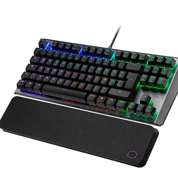 Cooler Master CK530 V2 mechanische Gaming-Tastatur mit RGB für 66,89€ (statt 90€)