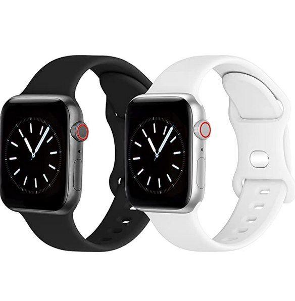 50% Rabatt auf GROGON Silikonarmband für Apple Watch ab 4,94€ (statt 10€) – Prime
