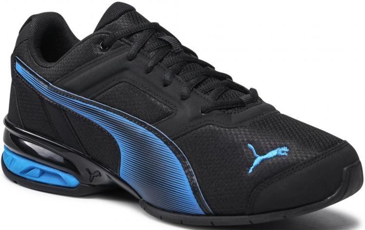Puma Tazon Herrensneaker in Schwarz/Blau für 55,30€ (statt 79€)