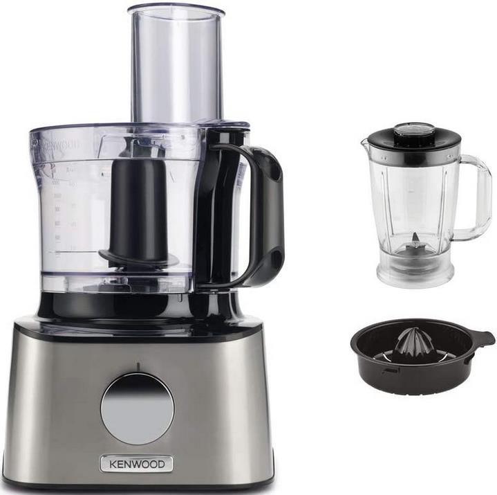 Kenwood FDM301SS Multipro Compact   Kompakt Küchenmaschine für 63,90€ (statt 80€)