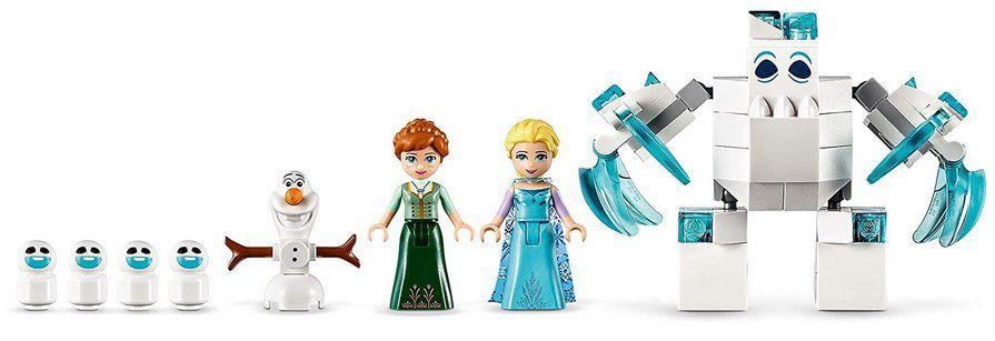 LEGO Disney Frozen   Elsas magischer Eispalast (43172) für 45,46€ (statt 58€)