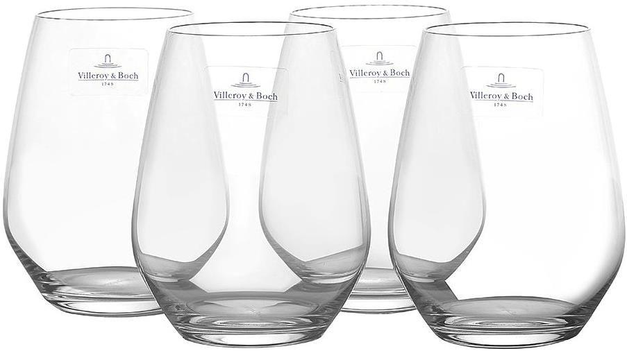 Villeroy und Boch   Ovid Wasserglas Set   4 tlg. / 420 ml für 10,99€ (statt 17€)