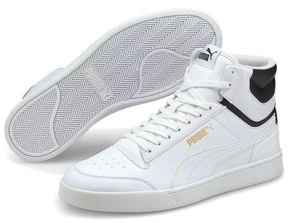 Puma Shuffle Mid Sneaker in 3 Designs für je 39,95€ (statt 54€)