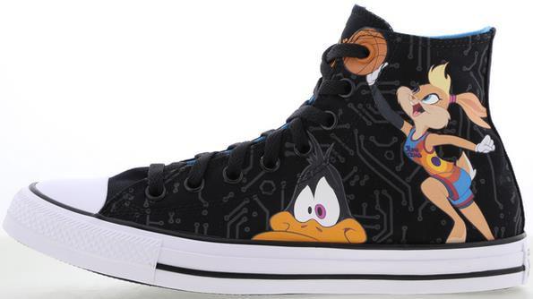 Converse Chuck Taylor All Star Space Jam Unisex Sneaker für 49,99€ (statt 75€)