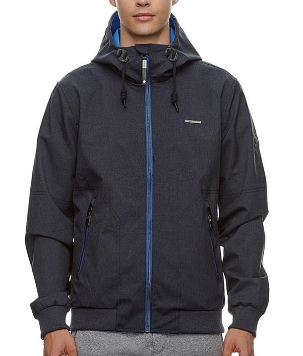 Ragwear Stewie Herren Übergangsjacke in Blau oder Grau für 53,52€ (statt 77€)