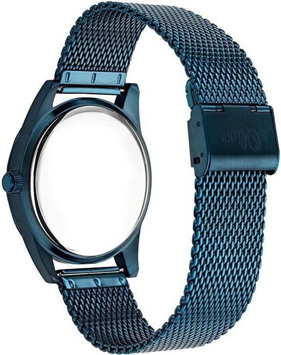 s.Oliver SO 3573 MM   Herren Quarz Armbanduhr mit Edelstahlarmband für 40,04€ (statt 69€)