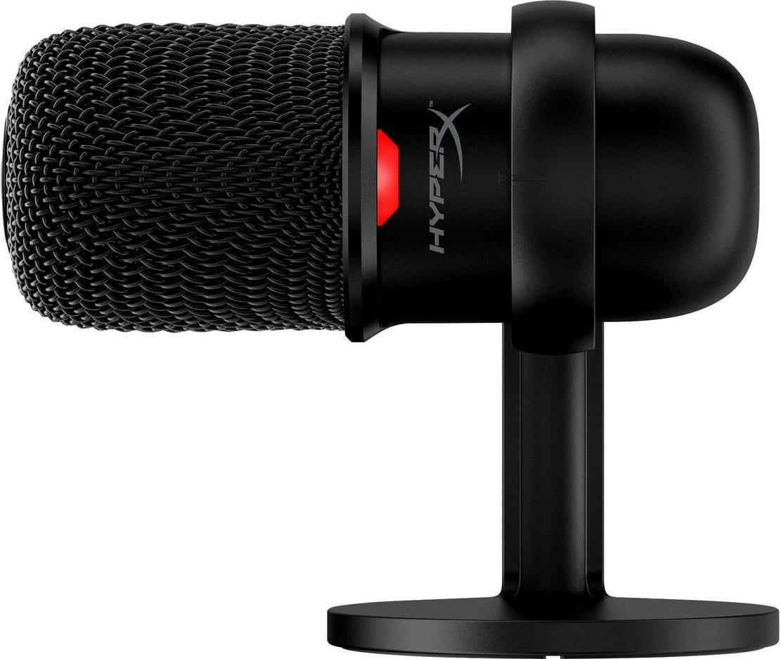 HyperX SoloCast Stand Mikrofon für 52,94€ (statt 64€)
