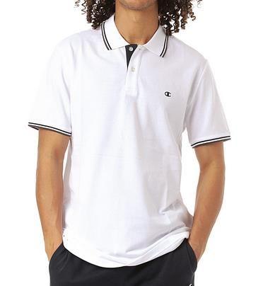 Champion   Auth. Cotton Pique Herren Poloshirt für 20,72€ (statt 27€)