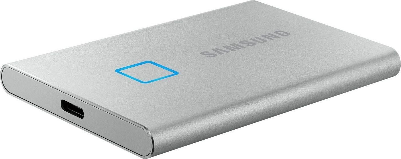 Samsung Portable SSD   T7 Touch   2 TB USB 3.2 für 225,90€ (statt 285€)