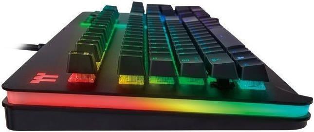 Thermaltake Level 20 RGB Cherry Silver Switch   Gaming Tastatur für 106,89€ (statt 182€)