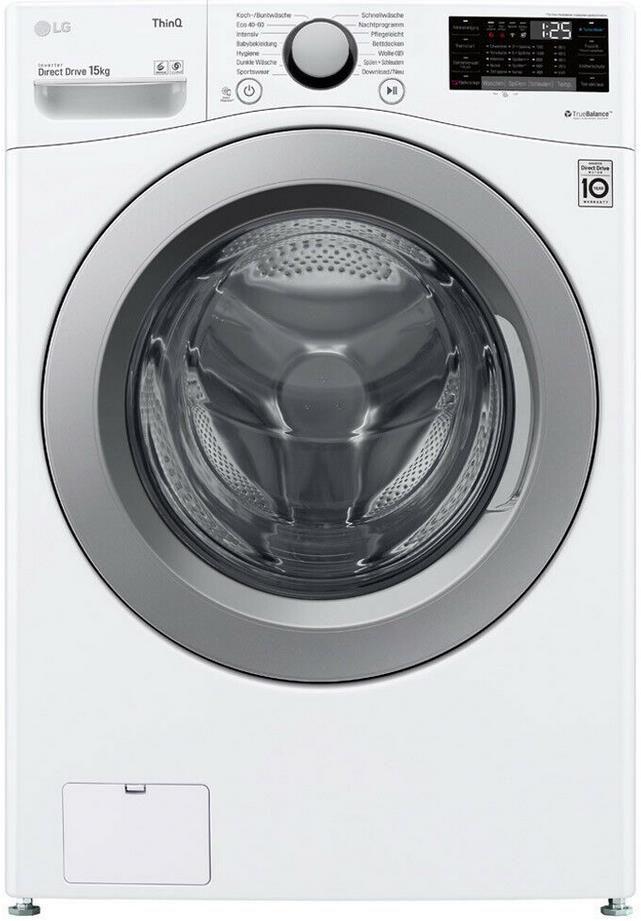 LG F11WM15TS2   15Kg Frontlader XXL Waschmaschine für 689,99€ (statt 850€)