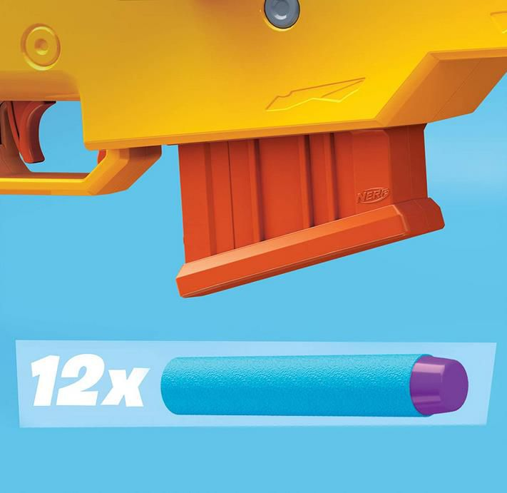 Nerf Fortnite BASR L Blaster mit Bolzen Action für 40,72€ (statt 50€)