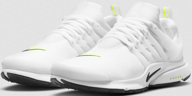 Nike Presto Black Volt White Herrensneaker für 69,99€ (statt 120€)